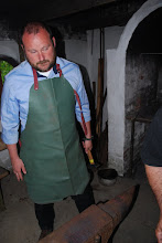 Photo: Søren Tange Rasmussen ved ambolten