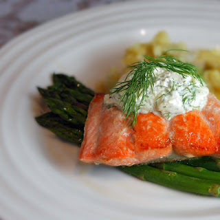 Salmon Lemon Dill Cream Sauce Recipes.