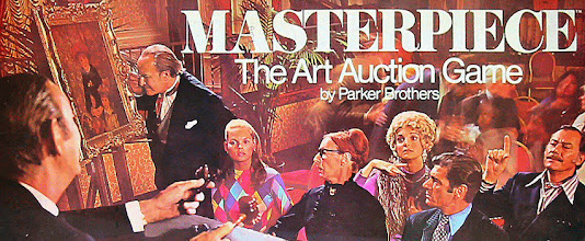 Photo: Masterpiece: The Art Auction Game via Art Is the New Gold by Mostafa Heddaya: http://ow.ly/kBUn5