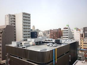 Foto: E ancooora dalla terrazza... I camion sul tetto XD