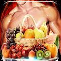 أطعمة سحرية لبناء العضلات قوية icon