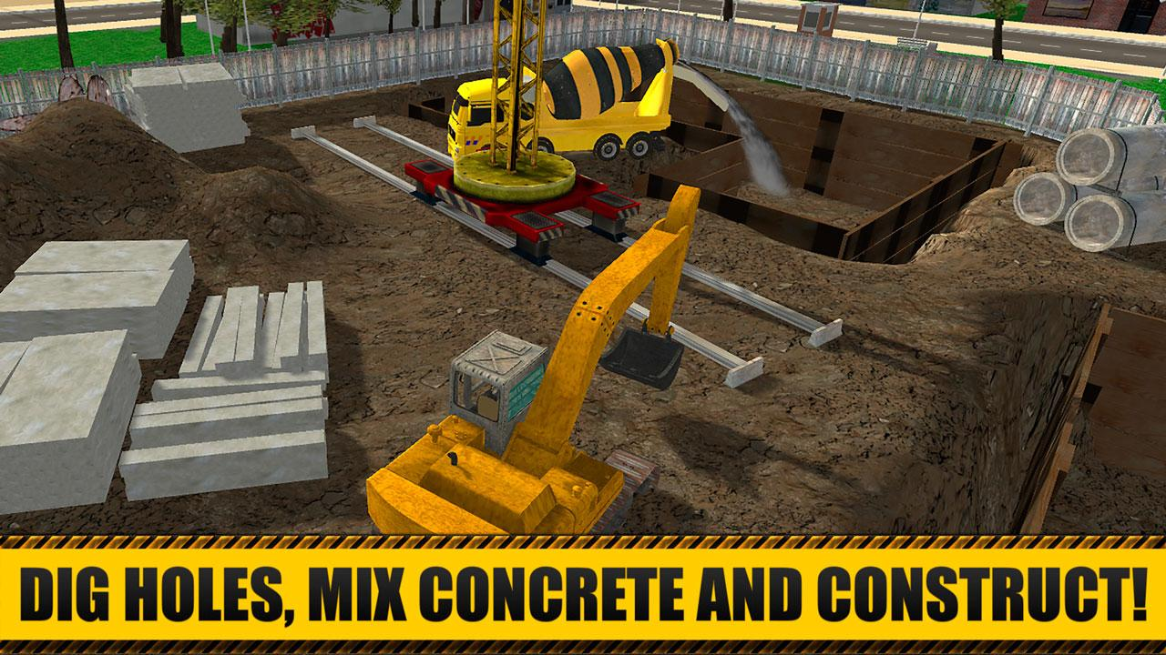 City Construction Simulator 3d Screenshot