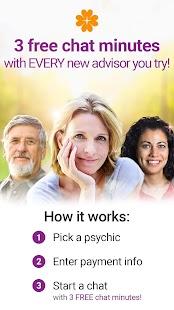 Kasamba – Online Psychic Reading Chat - náhled