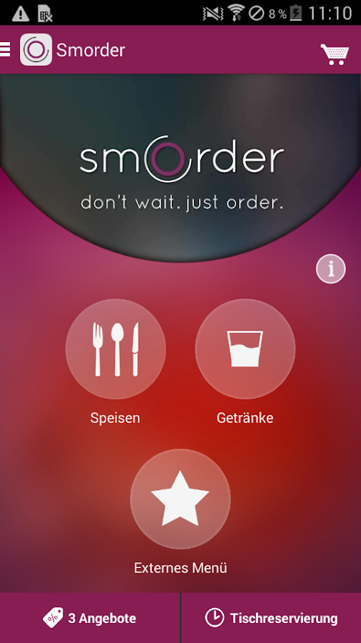 Smorder- screenshot