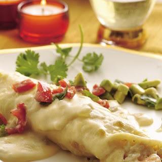 Seafood Enchiladas Recipe