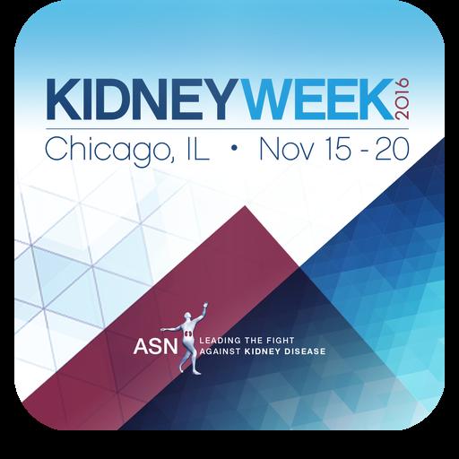 ASN Kidney Week 2016 書籍 App LOGO-硬是要APP