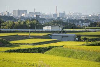 Photo: 南区富蔵から臨海工業地帯を眺める