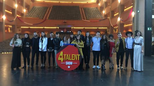 Gran acogida en la IIIGala de 4Talent Show