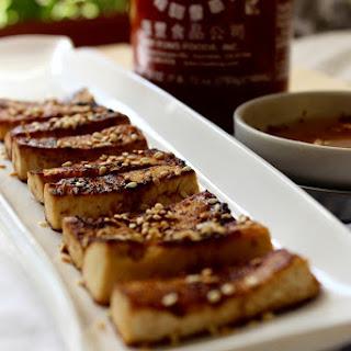 Sesame Tofu With Sweet Sauce Recipes