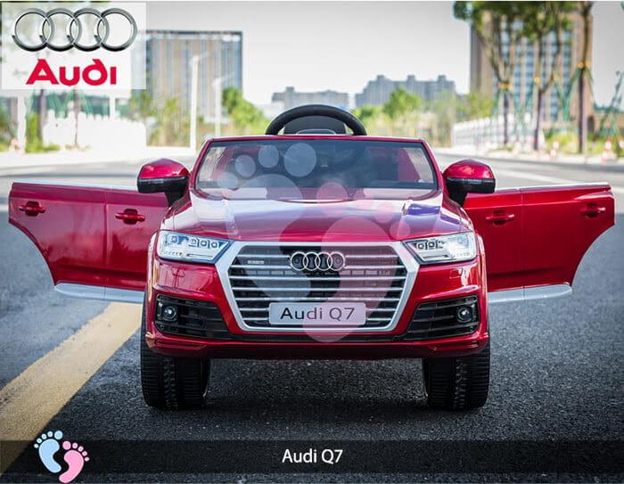 Oto điện Audi Q7 dành cho bé yêu 5