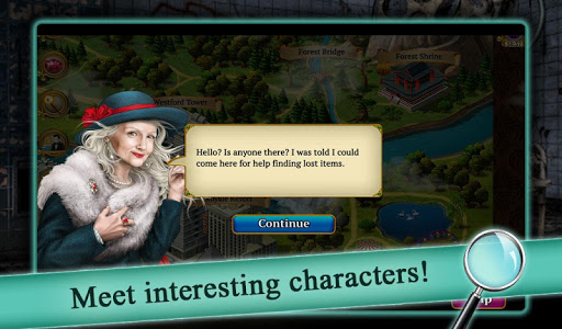 Blackstone Mystery: Hidden Object Puzzle Game apkpoly screenshots 12