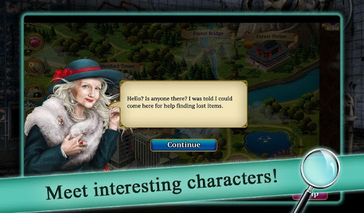 Blackstone Mystery: Free Hidden Object Puzzle Game- screenshot thumbnail