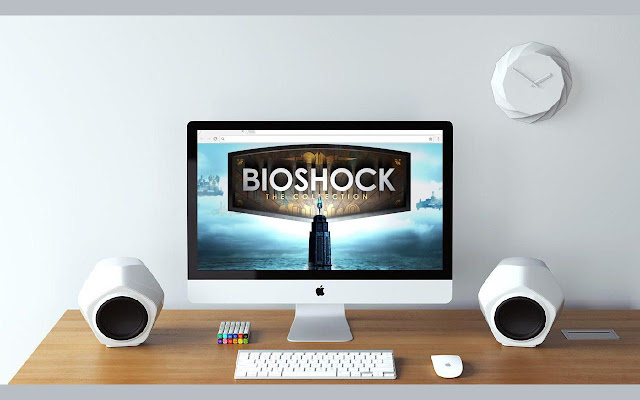 New Tab BioShock Background