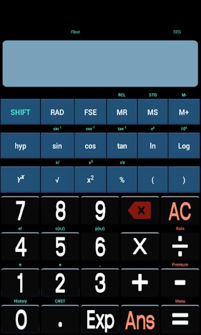 Free Scientific Calculator Pro APK Download - Apkindo co id