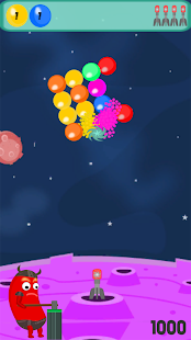 Gems Shoot: Crush balls Screenshot