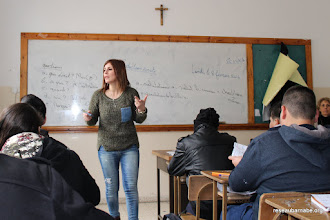Photo: École latine de Beit Jala