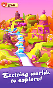 Candy Crush Friends Saga 5