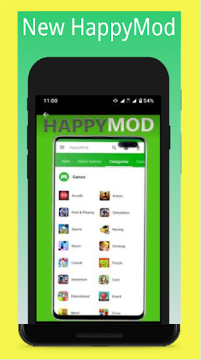 Supper HappyMod Apps Manager Tips screenshot 3