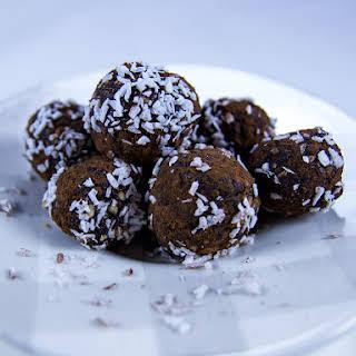 Coconut Carob Balls Recipes.