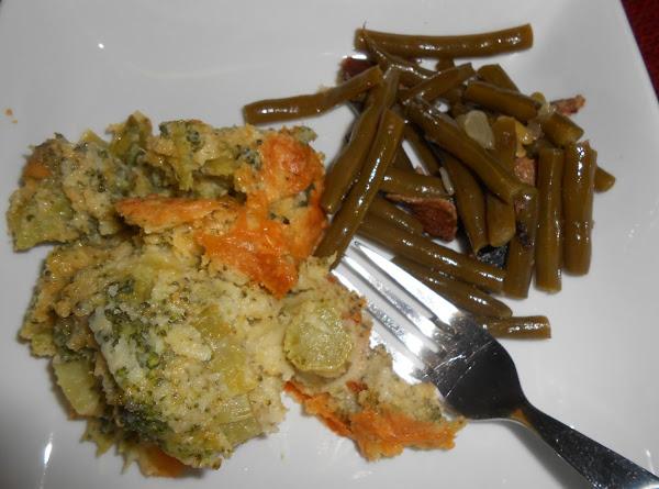 Ellen's Broccoli Puff Recipe