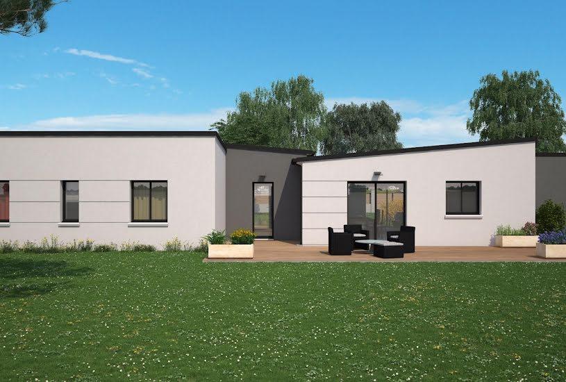 Vente Terrain + Maison - Terrain : 1900m² - Maison : 150m² à Sorigny (37250)