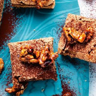 Baked Caramel Walnut Slice Recipes