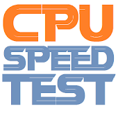 CPU Speed Test