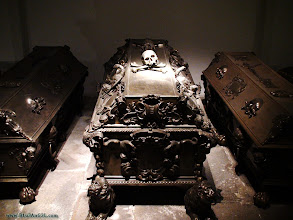 Photo: austria, travel, imperial, burial, vault, vienna, wien