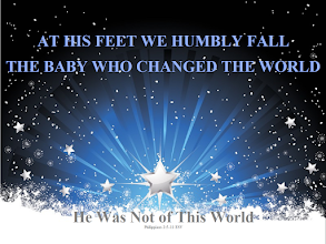 Photo: Theme: AT HIS FEET WE HUMBLY FALL ~ Series: The Baby Who Changed The World ~ Message: He Was Not of This World ~ Scripture: Philippians 2:5–11 ESV  Biblical Inspiration 1  Jesus came down from heaven to redeem us at great personal cost. Let us consider His life in heaven and on earth.  1. Consider where He was 2. Consider where He came 3. Consider where He returned 4. Consider His remarkable future  https://sites.google.com/site/biblicalinspiration1/biblical-inspiration-1-now-thank-we-all-our-god-changed-by-worship-the-moody-church/biblical-inspiration-1-o-come-o-come-emmanuel-series-the-baby-who-changed-the-world-message-he-redeems-the-world-the-moody-church/biblical-inspiration-1-joy-to-the-world-series-the-baby-who-changed-the-world-message-he-confounds-the-world-the-moody-church/biblical-inspiration-1-god-so-loved-the-world-series-the-baby-who-changed-the-world-message-he-divides-the-world-the-moody-church/biblical-inspiration1-peace-on-earth-good-will-to-men-message-children-s-chorus-angels-aware-meditation-angels-god-s-obedient-messengers-the-moody-church/biblical-inspiration-1-at-his-feet-we-humbly-fall-message-he-was-not-of-this-world-the-moody-church