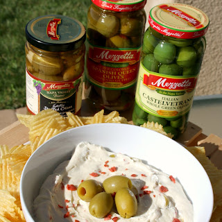 Creamy Olive Dip Recipes