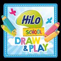HiLo School Draw & Play icon