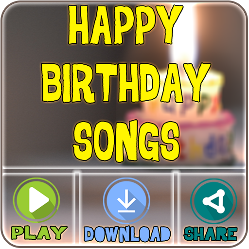 Happy Birthday Songs Offline