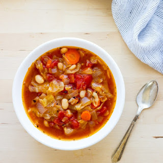 White Cabbage Soup Recipes.