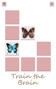 Butterfly Memory Game ? - náhled