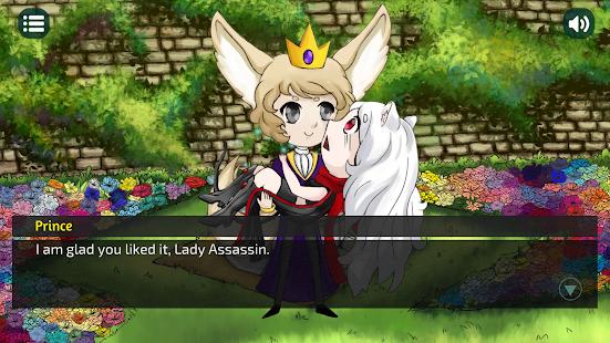 Fake Novel: Lady Assassin - náhled