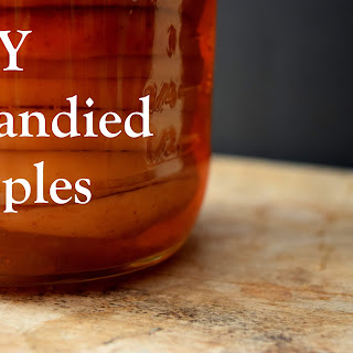 Brandied Apples Recipe