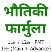 Physics Formulas in Hindi