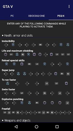 Cheats and Guides for GTA 1.7 screenshots 2
