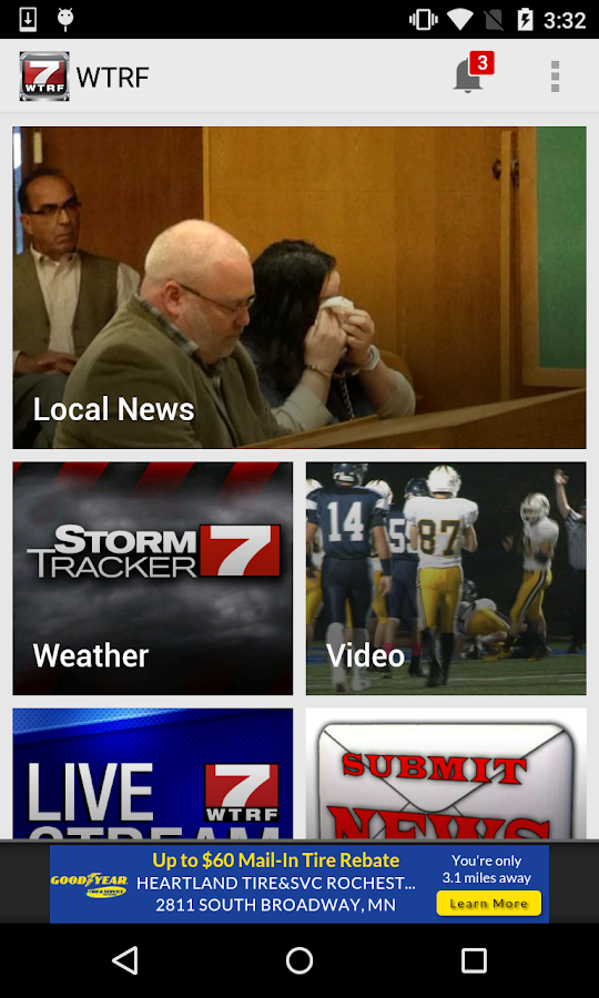 WTRF 7 NEWS- screenshot