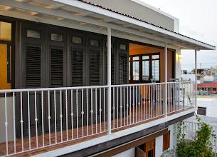 Photo: Balcony