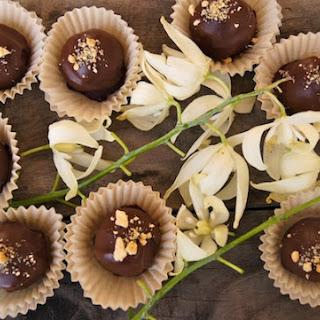 Chocolate Biscoff Truffles