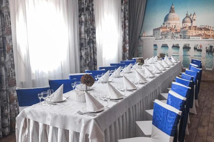 Фото №2 зала Зал «Венеция»