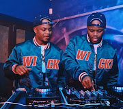 Major League Djz Banele and Bandile Mbere.