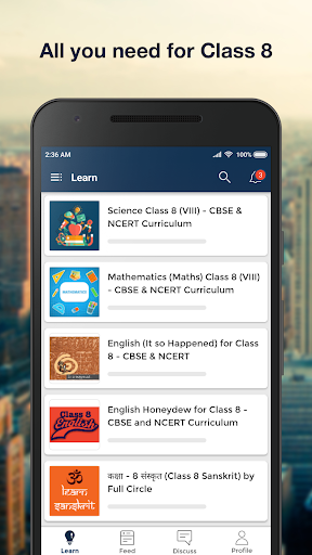 CBSE Class 8: NCERT Solutions & Book Questions - Apps on Google Play