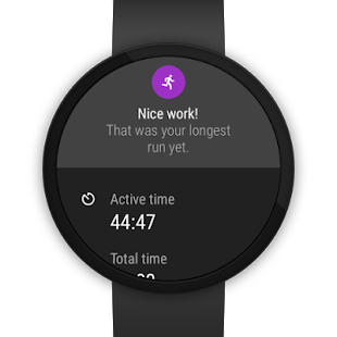 Google Fit: Sigue tu actividad Screenshot