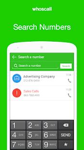 Whoscall- Caller ID&Block- screenshot thumbnail