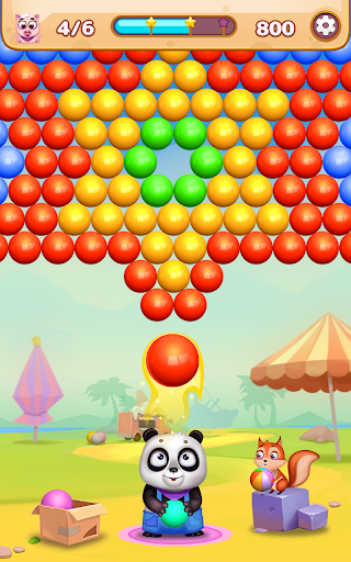 Panda Bubble Mania: Free Bubble Shooter 2019 1.08 screenshots 1