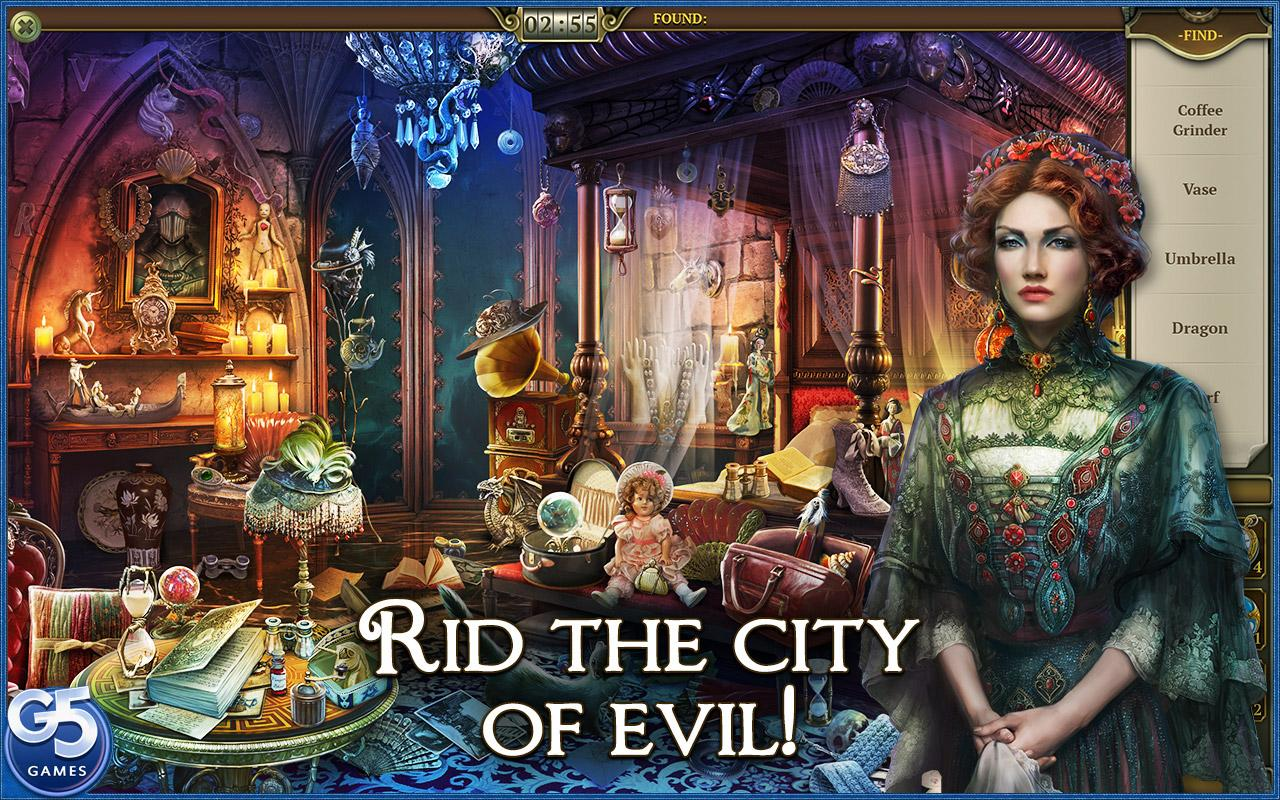 Spiel Hidden City