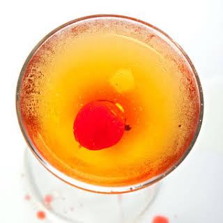 Blood & Sand Cocktail.