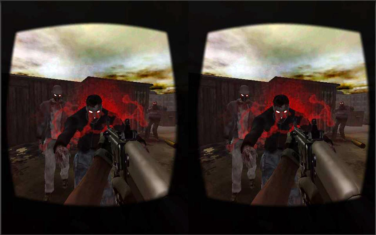 Dead Zombies Survival VR- screenshot